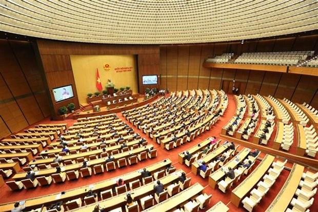 越南第十四届国会第九次会议首日议程 hinh anh 2