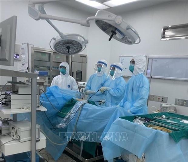 新冠肺炎疫情:越南所有危重病例已经治愈 治愈病例数达266例 hinh anh 1