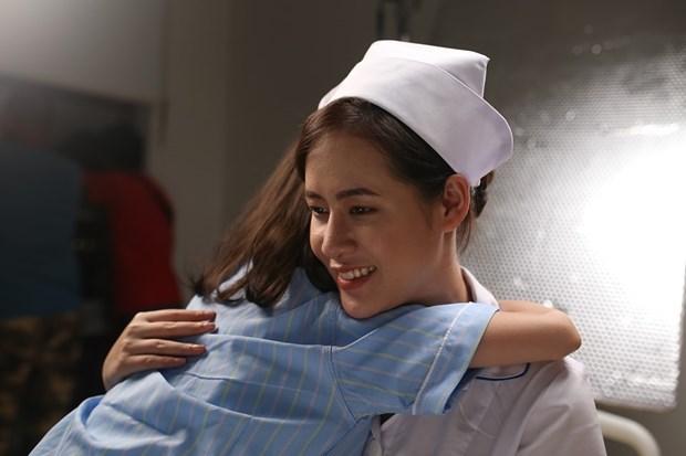 """越南说唱女歌手发布音乐视频 响应UNESCO的""""艺术的坚韧——ResiliArt""""运动 hinh anh 2"""