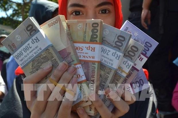印尼外国投资者净买入41亿美元 hinh anh 1