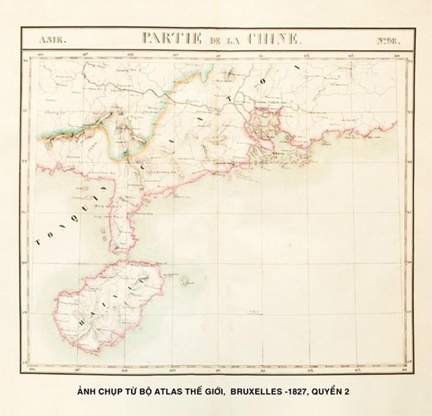 越南对黄沙和长沙两座群岛拥有无可争辩的主权 hinh anh 3