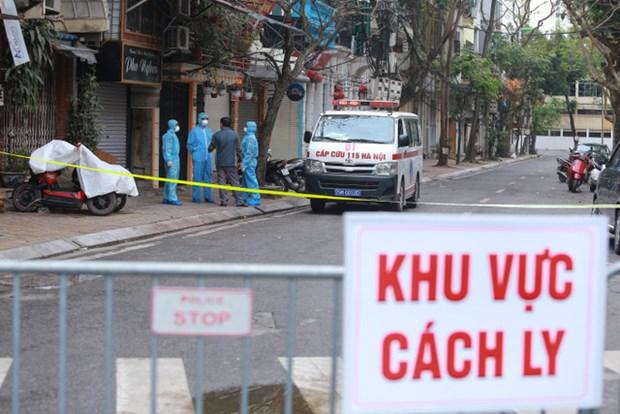 日本电视台盛赞越南防疫质效 hinh anh 2