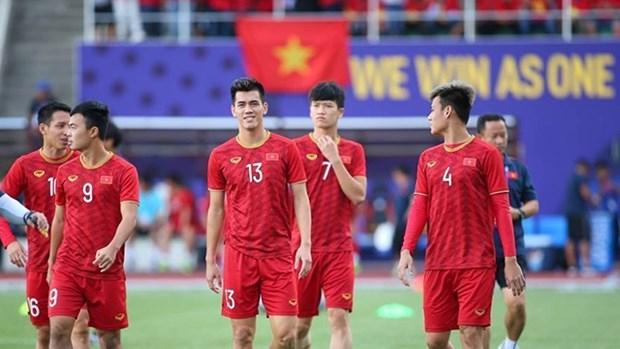 越南U23足球队受到亚足联好评 hinh anh 1