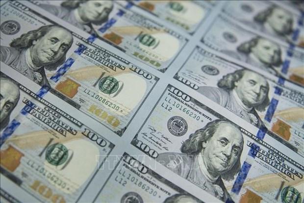 5月26日越盾对美元汇率中间价继续下调13越盾 hinh anh 1