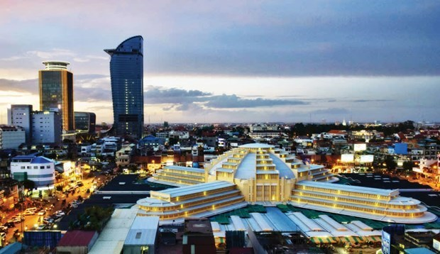 穆迪:柬埔寨经济或将迎来稳定增长前景 hinh anh 1