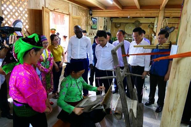 世行驻越首席代表:河江省旅游发展潜力巨大 hinh anh 2
