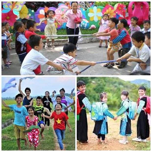 政府总理阮春福对儿童保护工作做出指示 hinh anh 2