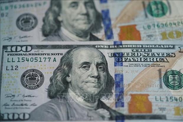 5月27日越盾对美元汇率中间价上调10越盾 hinh anh 1