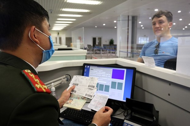 越南为80个国家公民签发电子签证 hinh anh 2