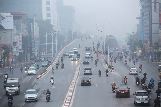 加强空气污染管控切实改善城市空气质量 hinh anh 2