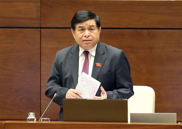 越南第十四届国会第九次会议公报(第七号) hinh anh 2