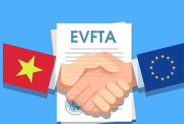 越南向企业加强有关《越南与欧盟自由贸易协定》内容的宣传力度 hinh anh 2