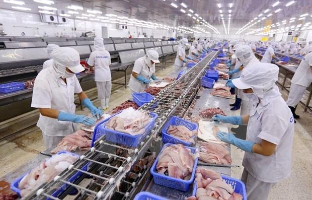 越南向企业加强有关《越南与欧盟自由贸易协定》内容的宣传力度 hinh anh 1