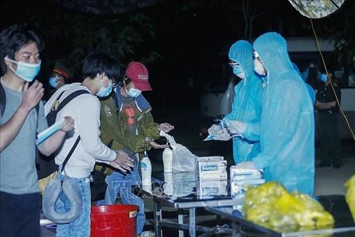 新冠肺炎疫情:越南连续42天无本地病例 hinh anh 1