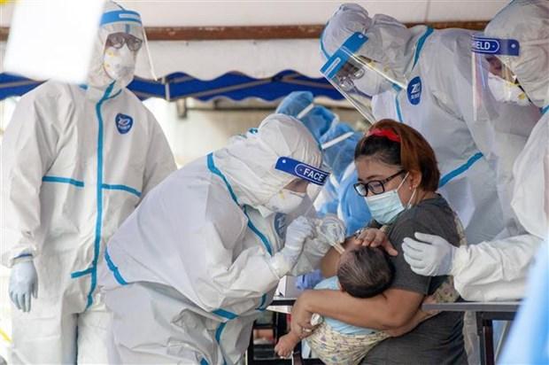 东南亚地区的疫情情况:老挝连续45天无新增新冠肺炎确诊病例 hinh anh 3