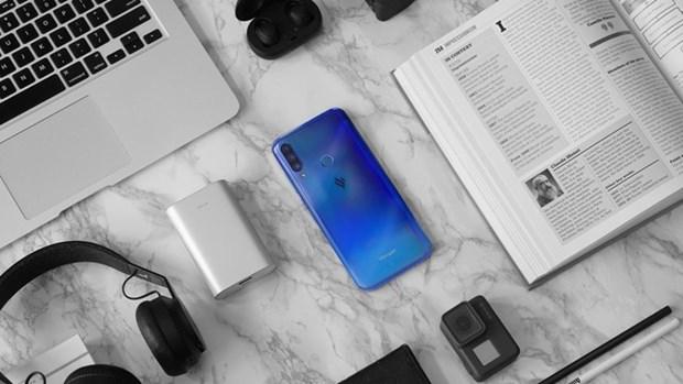 越南Vsmart手机销售量打破120万个大关 hinh anh 1