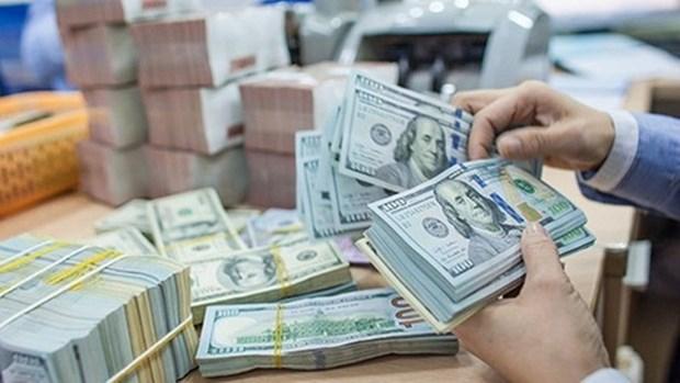 6月1日越南国家银行越盾对美元汇率中间价上涨5越盾 hinh anh 1