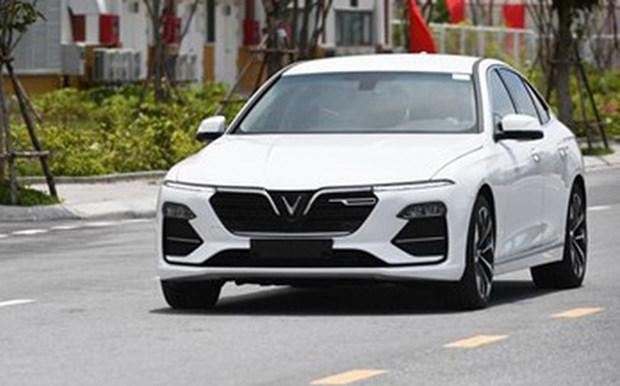 汽车博客网站:温发将于2021年在美国市场销售电动汽车 hinh anh 2