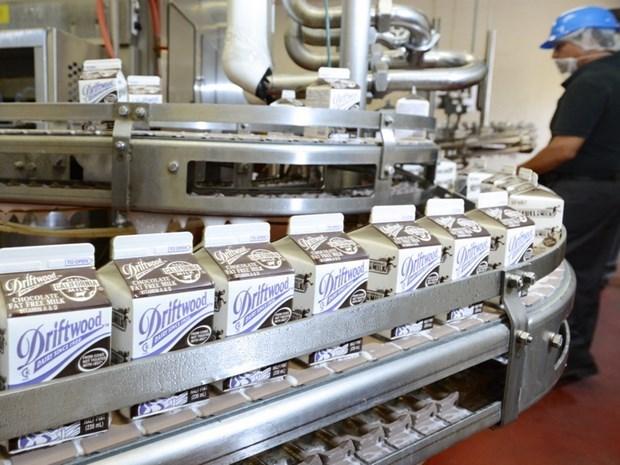Vinamilk扩大奶制品在美国的市场份额 hinh anh 2