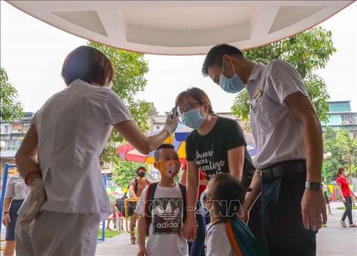 6月1日越南无新增新冠肺炎确诊病例 hinh anh 1