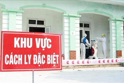 6月1日越南无新增新冠肺炎确诊病例 hinh anh 2