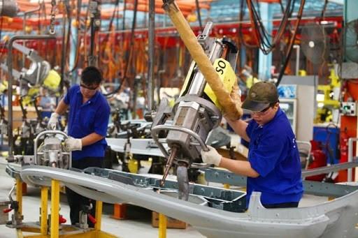 预计今年前6月河内各工业区吸引总额可达3830万美元 hinh anh 1