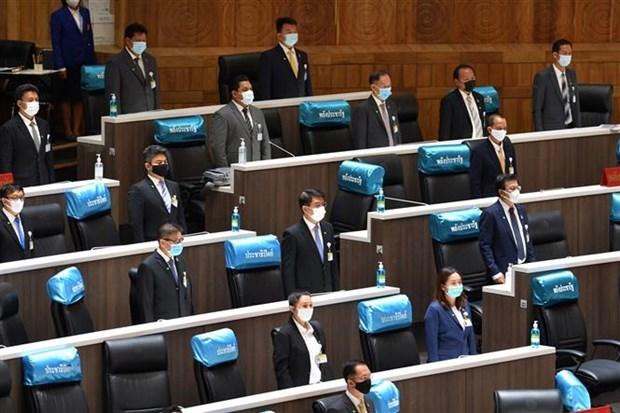 泰国众议院批准580亿美元的经济纾困计划 hinh anh 2