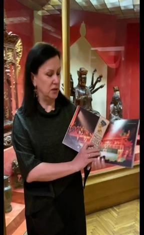 越南周活动在莫斯科东方博物馆举行 hinh anh 2