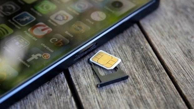 越南三家电信公司6月1日起停止发行新SIM卡 hinh anh 1
