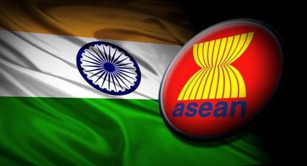 印度与东盟在多个领域保持密切配合 hinh anh 1