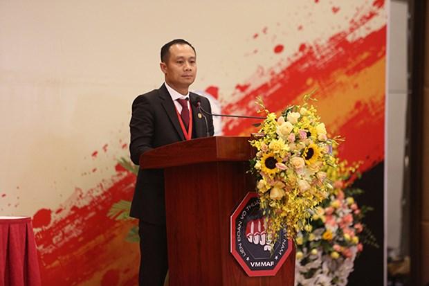 越南混合武术联合会正式成立 hinh anh 2