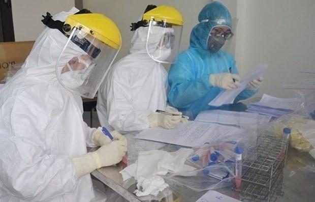 越南连续47天无新增社区传播病例 仍有7000余人接受隔离和医学观察 hinh anh 1