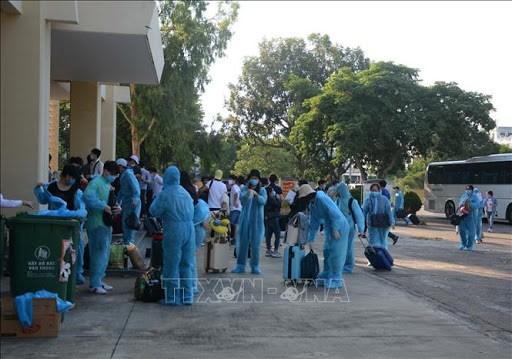 越南6月3日上午无新增确诊病例 第91例病情显著改善 hinh anh 1