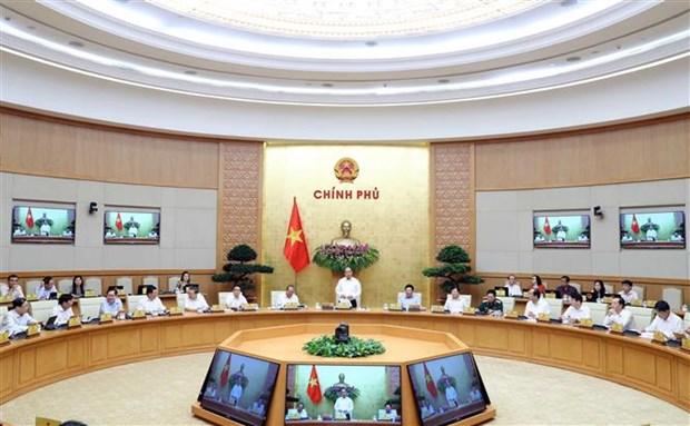阮春福总理:致力于经济复苏 达到2020年最高目标 hinh anh 2