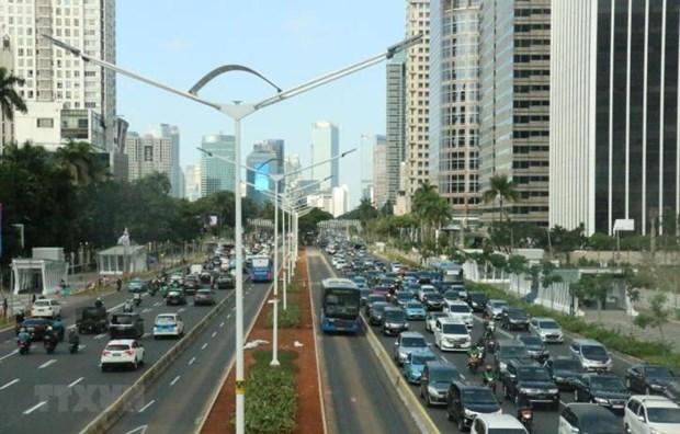 2020年第二季度印尼经济增速约达1% hinh anh 1