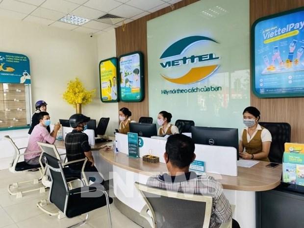 越南军队电信集团在柬埔寨等六个国家成立四级公司 hinh anh 1