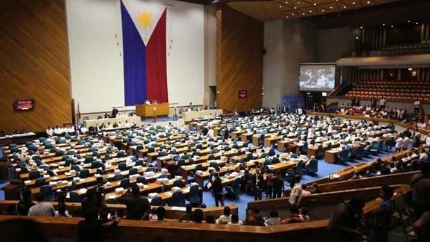 菲律宾通过新的反恐法 hinh anh 1