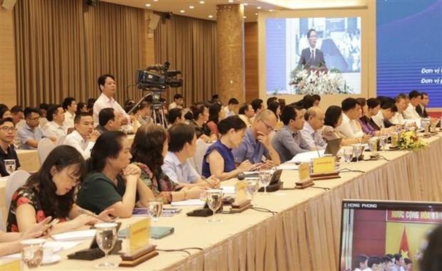 越南积极协助中小企业充分利用EVFTA带来的机遇 hinh anh 2