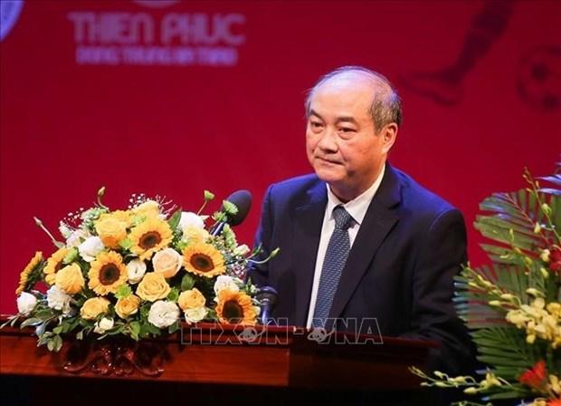 越南体育总局积极为东南亚体育联合会会议作出充分的准备 hinh anh 1