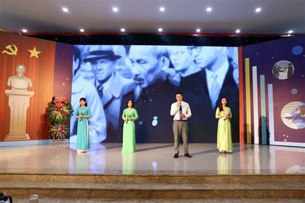 2019年越通社新闻奖颁奖仪式举行 hinh anh 2