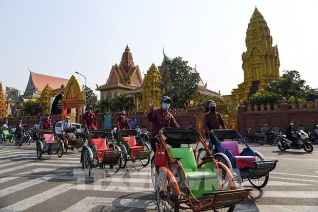 柬埔寨酒店将尽早重新开门迎客 hinh anh 1