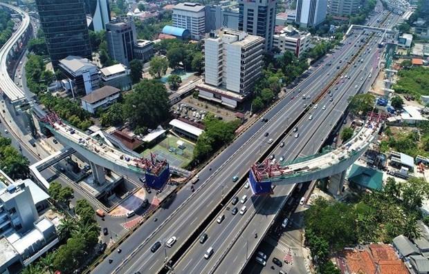 世行:2020年印尼的经济增长率为0% hinh anh 1