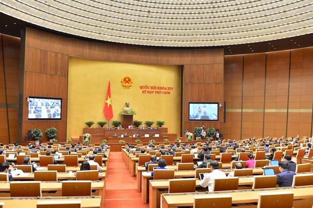越南国会批准EVFTA和EVIPA 越南融入国际社会进程的重要步伐 hinh anh 1