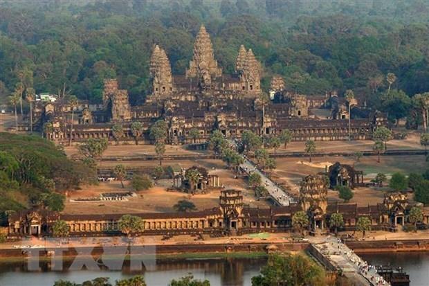 柬埔寨努力推进旅游业恢复发展 hinh anh 1