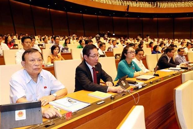 越南第十四届国会第九次会议公报(第十一号) hinh anh 2