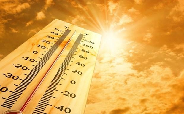 炎热天气蔓延至越南整个北部地区并将持续到6月13日 hinh anh 1