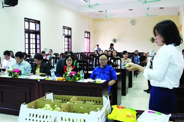 河内重视提升农村劳动者职业培训工作效果 hinh anh 2
