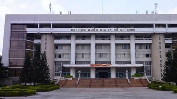 越南两所大学继续入选2021年世界大学学科排名 hinh anh 2