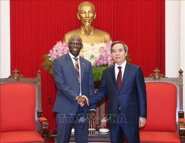 世界银行继续在越南发展事业上提供支持 hinh anh 1