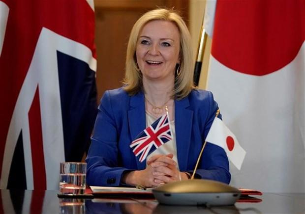 《日经亚洲评论》:英国希望成为东盟的对话伙伴和加入CPTPP hinh anh 1